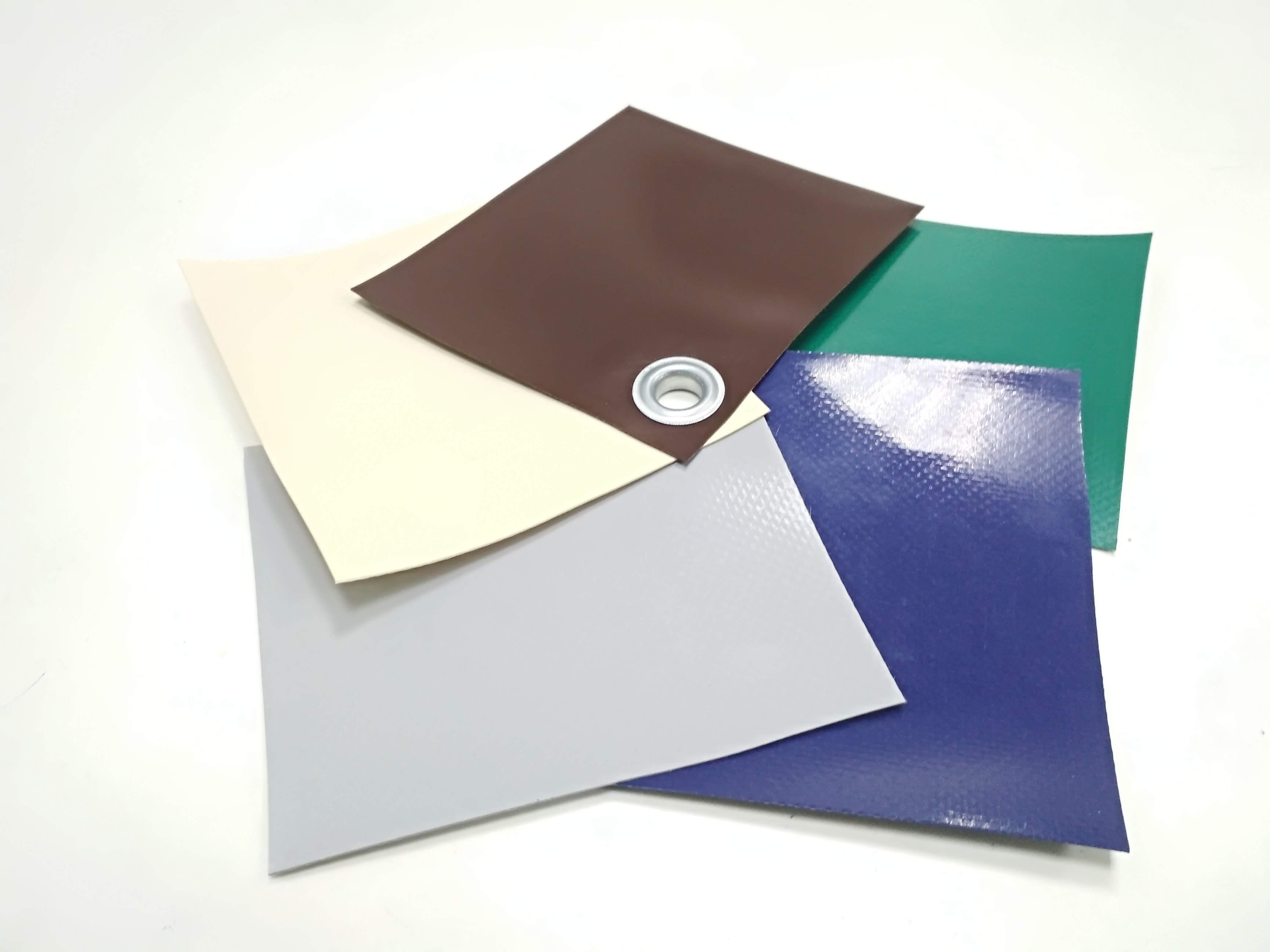 5 стандартных цветов